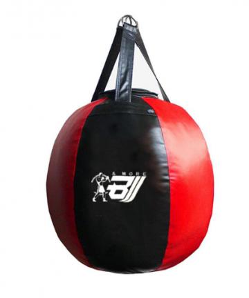 round punching bag
