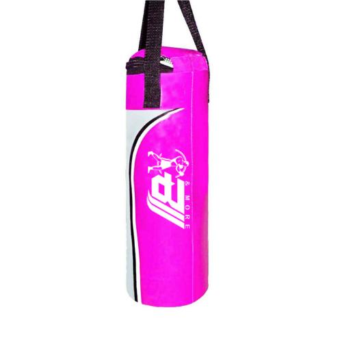 Pink Punching Bag